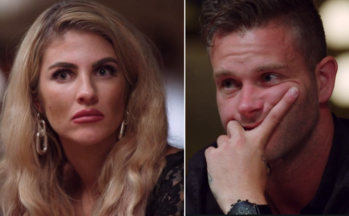 """MAFS' Beck reveals she had """"red flags"""" about Jake and Booka's friendship from the start of the show"""