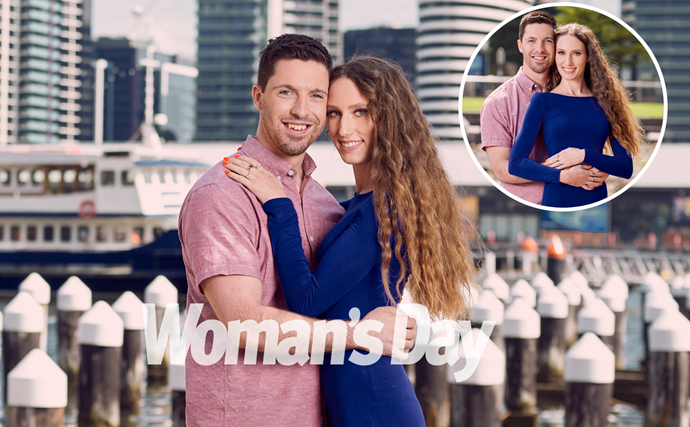 EXCLUSIVE: Married at First Sight's Patrick and Belinda reveal their baby plans