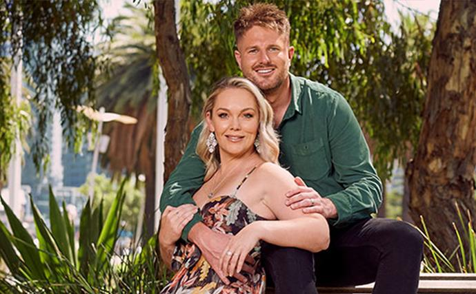 EXCLUSIVE: MAFS' Bryce and Melissa reveal plans for their own reality show