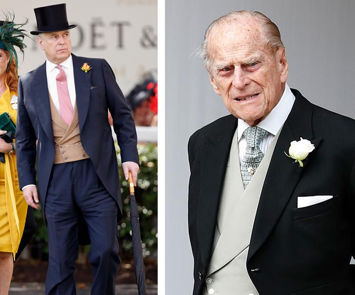Prince Philip Sarah Ferguson feud