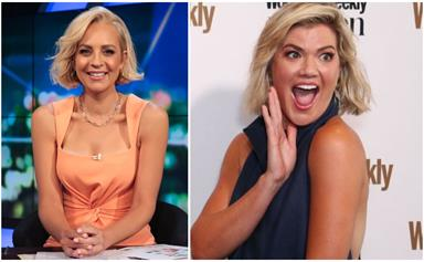 Is Sarah Harris replacing Carrie Bickmore On The Project? The beloved presenter could be ditching TV for radio