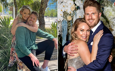 The best photos of Married At First Sight's Bryce Ruthven & Melissa Rawson's love story