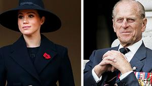 How Meghan Markle honoured the late Prince Philip from abroad as she watches funeral from home