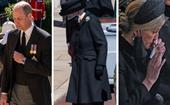 ROYALS UNITED IN GRIEF: The most emotionally-charged moments from Prince Philip's funeral