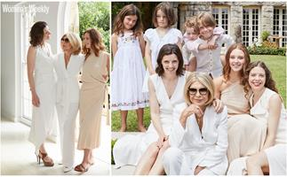 Family always came first: Carla Zampatti's last major interview with The Weekly