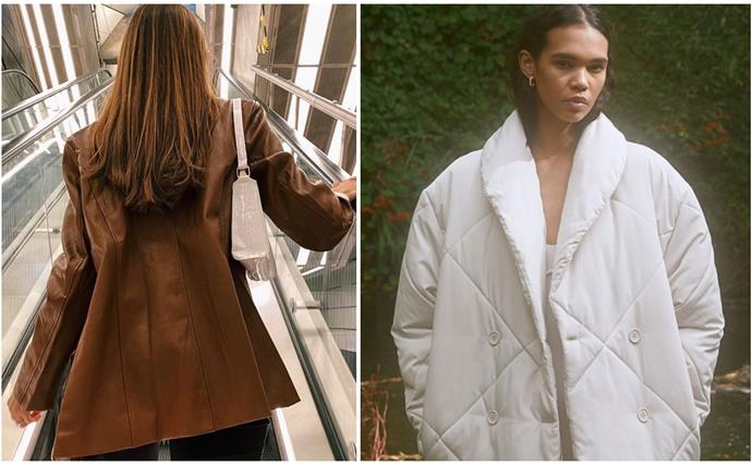 Bye bye loungewear: This winter, these trending coats are going to become your snuggly best friend