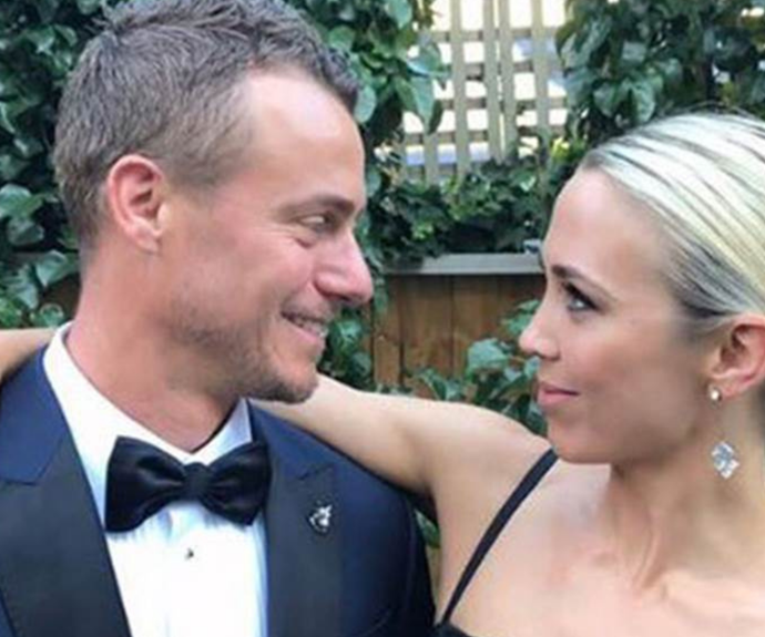 """Bec Hewitt reveals the sweet and unexpected way her """"whirlwind"""" romance with husband Lleyton began"""