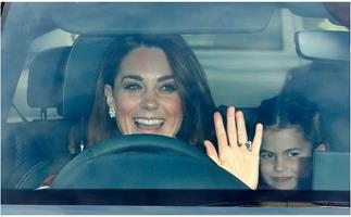 Duchess Catherine spotted in London with her three young children shopping at a very relatable (and exciting!) store