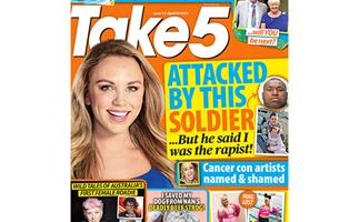 Take 5 Issue 17 Online Entry Coupon
