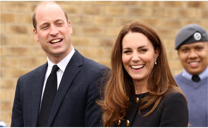 Duchess Catherine & Prince William's first royal engagement following Prince Philip's death was a beautiful tribute to the late royal himself