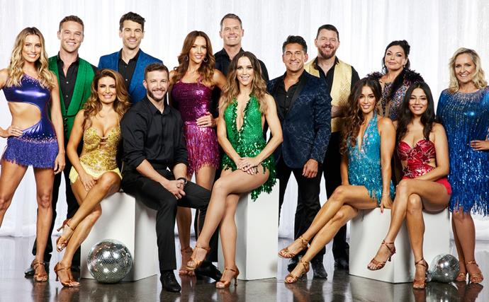 And the disco ball trophy goes to... Luke Jacobz! The talented tango-pro WINS Dancing With The Stars 2021
