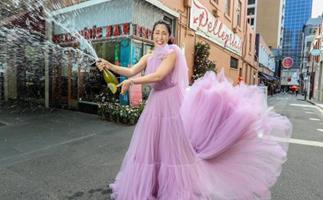 Melissa Leong fashion