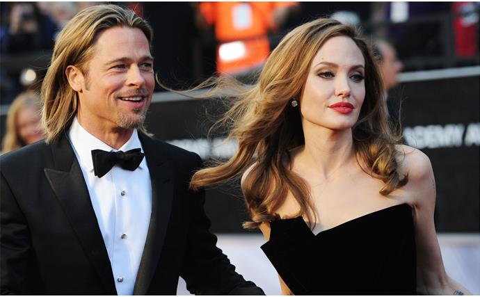 Is Angelina Jolie trying to turn her kids against Brad Pitt?