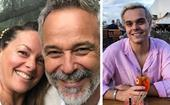 Cameron and Ali Daddo pay tribute to their son River as he rings in a very special milestone
