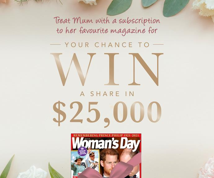 Subscribe to Woman's Day
