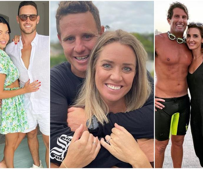 Young loves, new loves & full-blown families: The cast of Bondi Rescue's biggest fans are their real-life partners