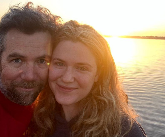 Patrick Brammall popped the question AND married Harriet Dyer all in a whirlwind five-day vacation
