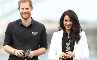 Duchess Meghan & Prince Harry will join Joe Biden, Kamala Harris and more in a very special on-stage appearance next month