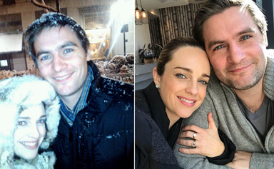 Penny McNamee reveals the Home And Away moment that sparked an outpouring of love for husband Matt