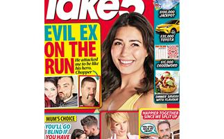 Take 5 Issue 18 Online Entry Coupon