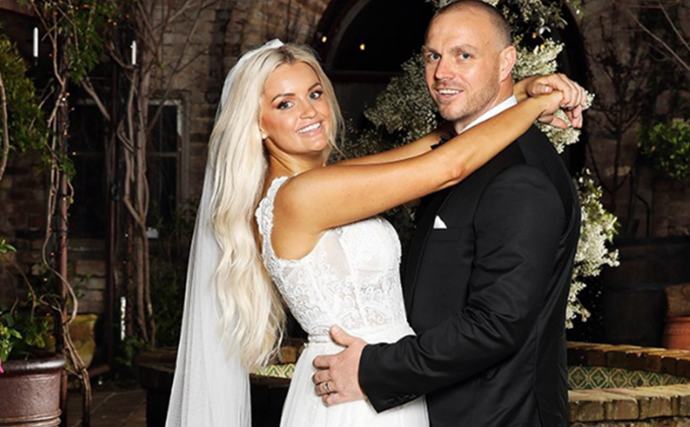 Married At First Sight's Samantha debuts her new post-show romance