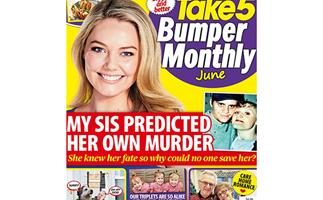 Take 5 Bumper Monthly June Issue Online Entry