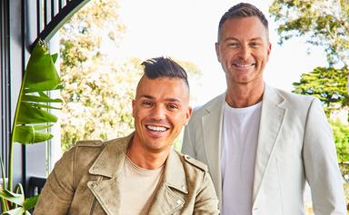 EXCLUSIVE: Anthony Callea and husband Tim Campbell reveal the secrets to their happy marriage