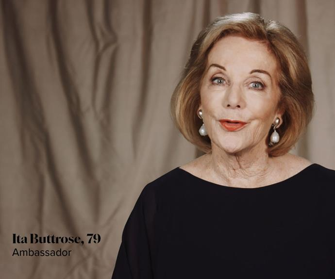 This is what Ita Buttrose wants you to know about osteoporosis