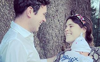 Princess Eugenie celebrates her husband Jack Brooksbank's birthday with the most adorable tribute to her son baby August