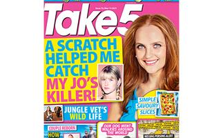 Take 5 Issue 19 Online Entry Coupon