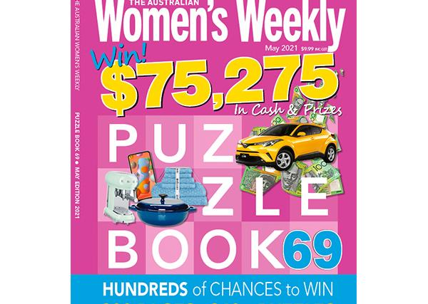 The Australian Women's Weekly Puzzle Book Issue 69