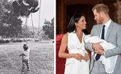 Duchess Meghan and Prince Harry just revealed a gorgeous new photo of son Archie for his second birthday