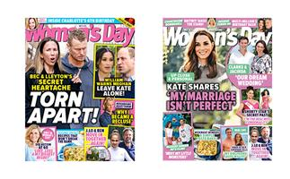 Enter Woman's Day Issue 21 puzzles online!