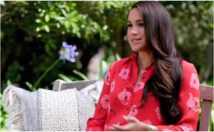 Meghan Markle called it, Aussie celebs second it: Red is the official colour of 2021