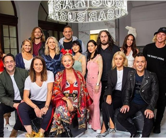 Pitches ready: The start date of Celebrity Apprentice Australia is coming in hot