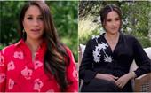 Fashion queen Duchess Meghan is sticking to one key style rule with her maternity outfits