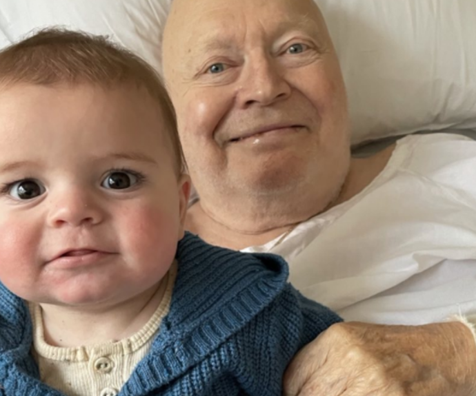 Patti Newton has shared an update on husband Bert after his leg amputation surgery – and it's surprisingly cute
