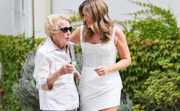 Bachelorette star Georgia Love shares heartbreaking message as she pays tribute to her dear Nana