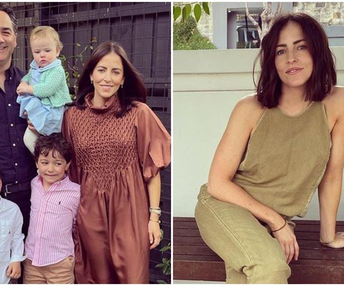 Wippa's wife Lisa is the Aussie woman to watch if you're after some fashion inspiration