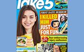 Take 5 Issue 20 Online Entry Coupon
