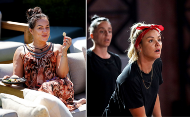 Big Brother's Renata made a not-so-subtle dig at Katie after her blindside eviction last night
