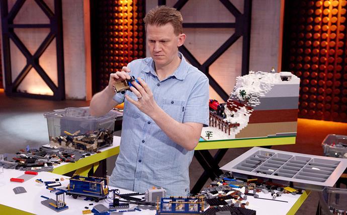 Lego Masters Ryan