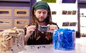 EXCLUSIVE: How Lego Masters helped Scott find a missing piece of himself