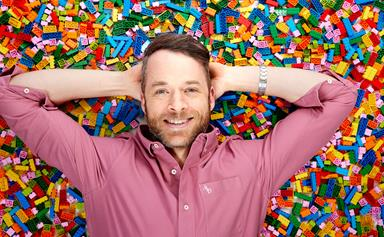 EXCLUSIVE: Hamish Blake on why hosting Lego Masters Australia is the best job in the world