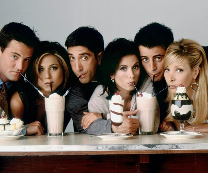 Here's where and when you can watch the highly-anticipated Friends reunion in Australia