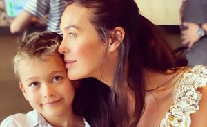 Megan Gale pens loving tribute in honour of her son River as he celebrates a significant milestone