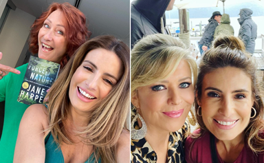 """""""Dear friend, confidante, ray of sunshine"""": Beautiful tributes are flowing for Ada Nicodemou from her Home And Away co-stars"""