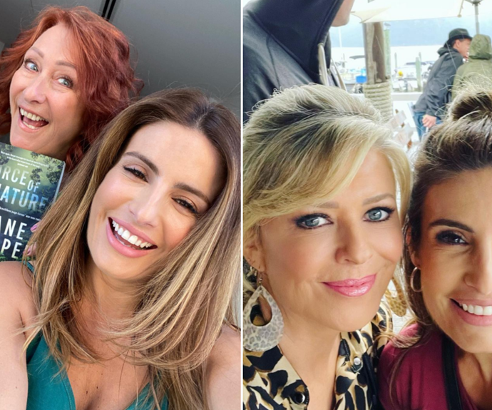 """Dear friend, confidante, ray of sunshine"": Beautiful tributes are flowing for Ada Nicodemou from her Home And Away co-stars"