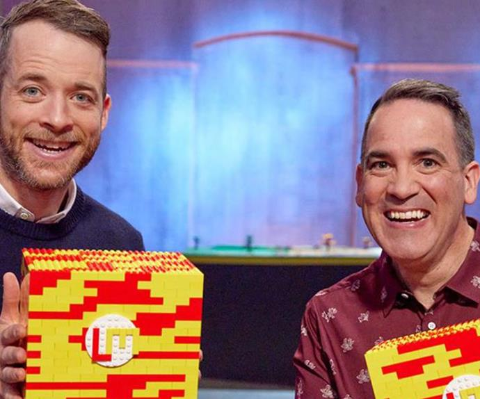Who wins LEGO Masters Australia 2021? There's a clear front-runner duo tipped to take pocket the $100,000 cash prize