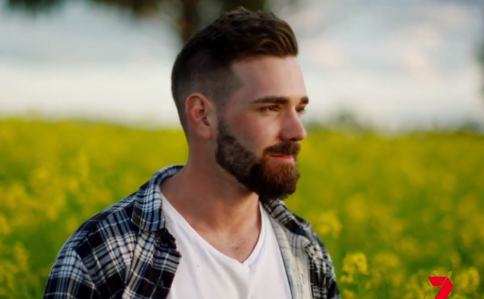 The first teaser for Farmer Wants A Wife's 2021 season introduces us to Farmer Sam, who is already torn between two ladies
